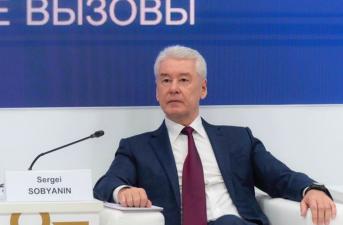 Москва в ближайшие дни достигнет исторических пиков заболеваемости ковидом  Собянин