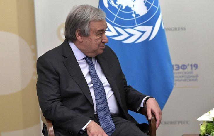 Гутерреш ООН