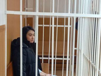 Суд в Москве заключил на два месяца под стражу девушку, обвиняемую в убийстве своего деда